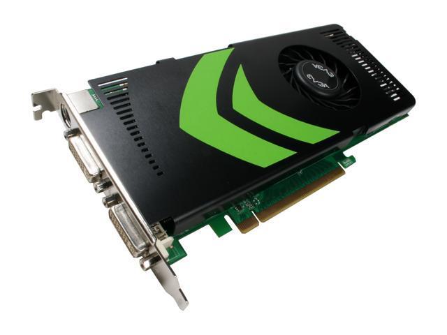 EVGA GeForce 8800 GS DirectX 10 384-P3-N851-AR Video Card