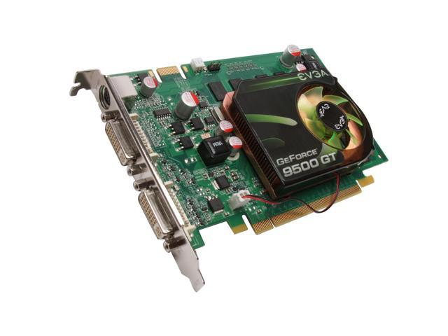 EVGA GeForce 9500 GT DirectX 10 512-P3-N954-TR Video Card