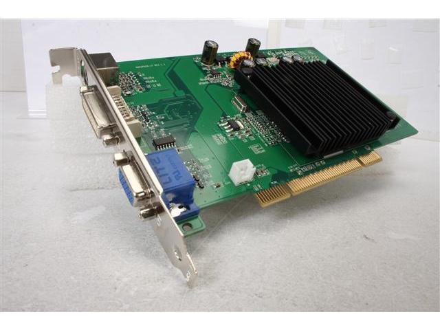EVGA 256-P1-N400-LR 6200 256MB 64-Bit GDDR2 PCI Video Card