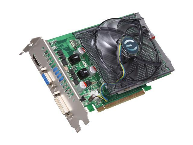 EVGA GeForce GT 240 DirectX 10.1 01G-P3-1235-LR 1GB 128-Bit DDR3 PCI Express 2.0 x16 HDCP Ready Video Card