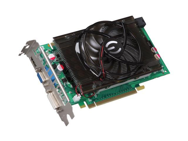 EVGA GeForce GTS 250 DirectX 10 01G-P3-1145-TR 1GB 256-Bit DDR3 PCI Express 2.0 x16 HDCP Ready SLI Support Video Card