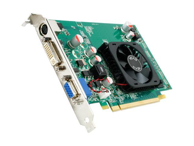 EVGA GeForce 8400 GS DirectX 10 512P2N738DX Video Card