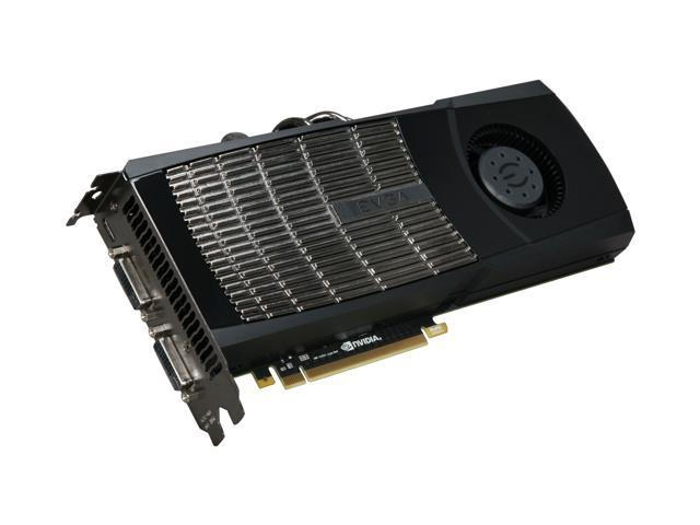 EVGA GeForce GTX 480 (Fermi) DirectX 11 015-P3-1480-AR Video Card