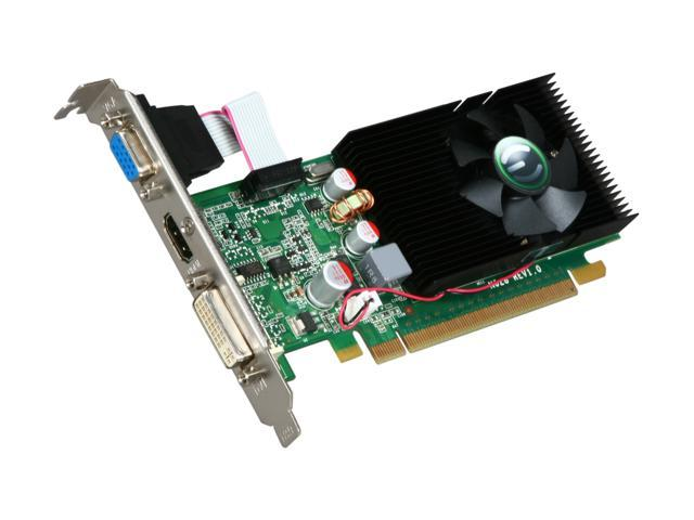 EVGA GeForce 210 DirectX 10.1 512-P3-1215-LR DUP Video Card
