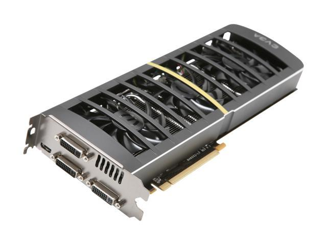 EVGA 02G-P3-1387-AR GeForce GTX 460 (Fermi) 2Win 2GB 512-bit GDDR5 PCI Express 2.0 x16 HDCP Ready Video Card