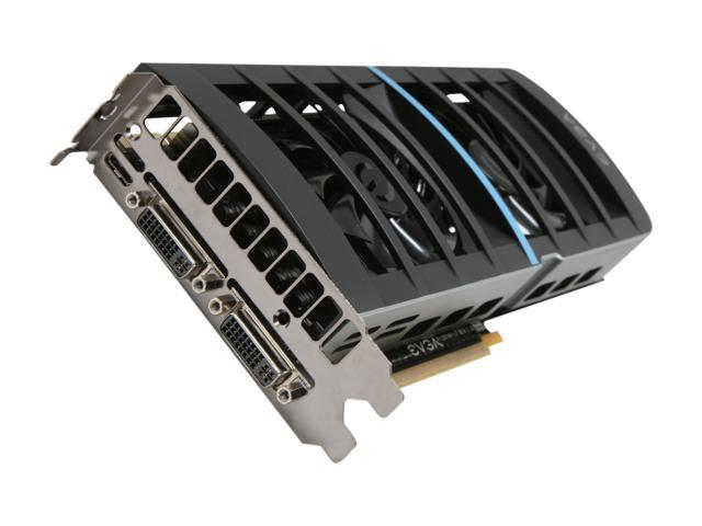 EVGA DS Superclocked 015-P3-1587-AR GeForce GTX 580 (Fermi) 1536MB 384-bit GDDR5 PCI Express 2.0 x16 HDCP Ready SLI Support Video Card