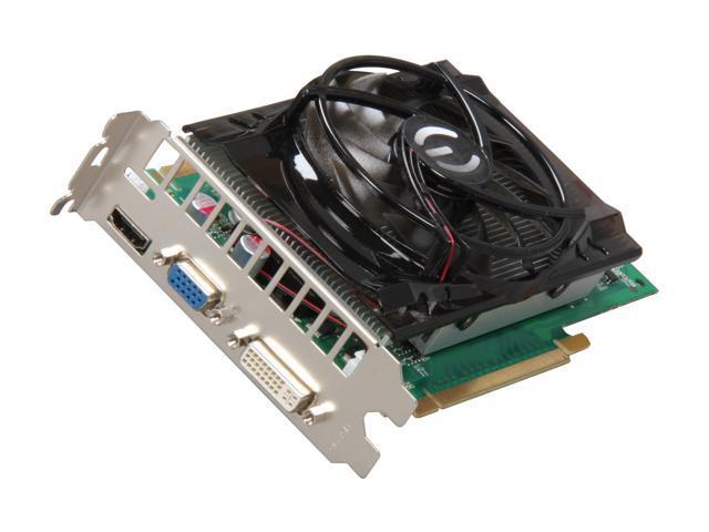 EVGA GeForce 9800 GT DirectX 10 512-P3-N987-RX Video Card