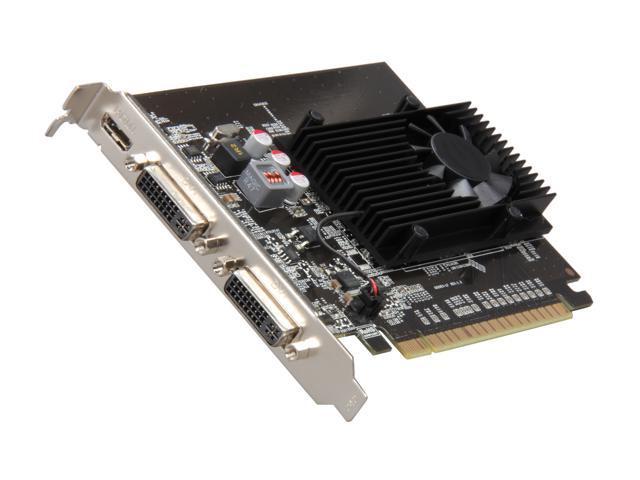 EVGA GeForce GT 520 (Fermi) DirectX 12 (feature level 11_0) 01G-P3-1526-KR Video Card