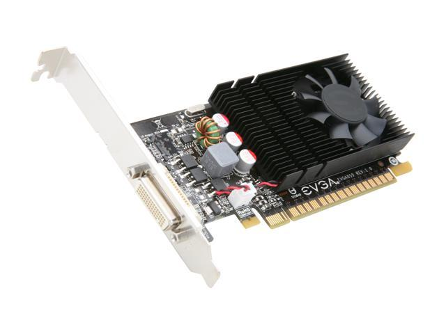 EVGA GeForce GT 430 (Fermi) DirectX 11 01G-P3-1433-KR 1GB 128-Bit DDR3 PCI Express 2.0 x16 HDCP Ready Low Profile Ready Video Card