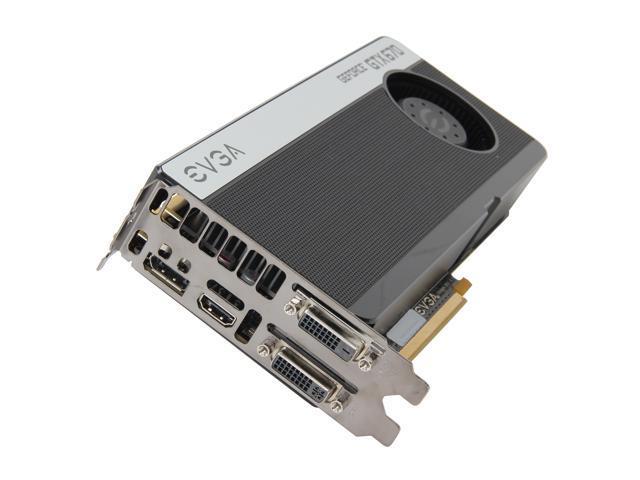 EVGA GeForce GTX 600 SuperClocked GeForce GTX 670 DirectX 11 04G-P4-2673-KR Video Card
