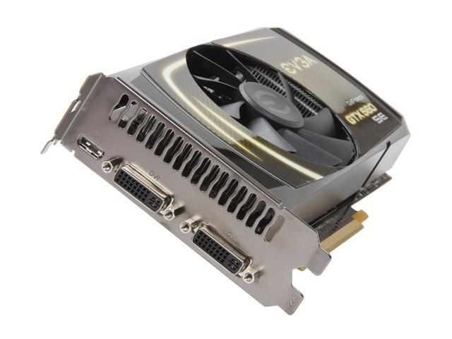 EVGA GeForce GTX 560 SE (Fermi) DirectX 11 01G-P3-1464-RX 1GB 192-Bit GDDR5 PCI Express 2.0 x16 HDCP Ready SLI Support Video Card