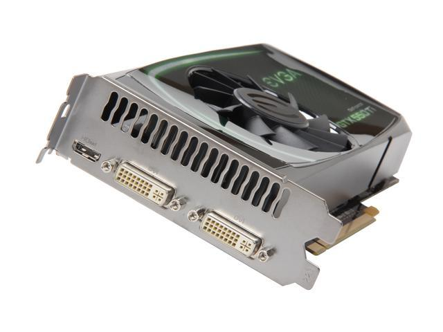 EVGA GeForce GTX 550 Ti (Fermi) DirectX 11 01G-P3-1554-RX 1GB 192-Bit GDDR5 PCI Express 2.0 x16 HDCP Ready SLI Support Video Card