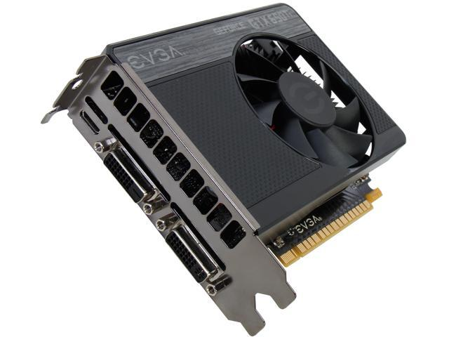 EVGA SSC GeForce GTX 650 Ti DirectX 11 01G-P4-3652-RX Video Card