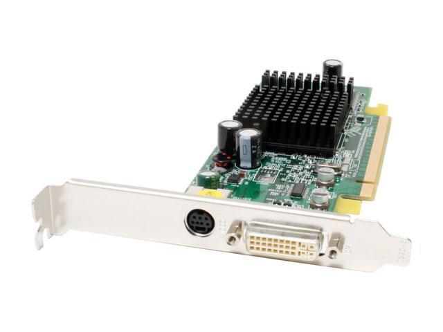 PowerColor Radeon X300SE HyperMemory DirectX 9 X300SE64HM256 Video Card
