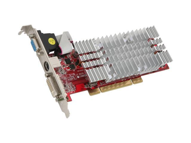 PowerColor Radeon HD 2400PRO DirectX 10 24PRO256M PCI 256MB 64-Bit DDR2 PCI HDCP Ready Video Card