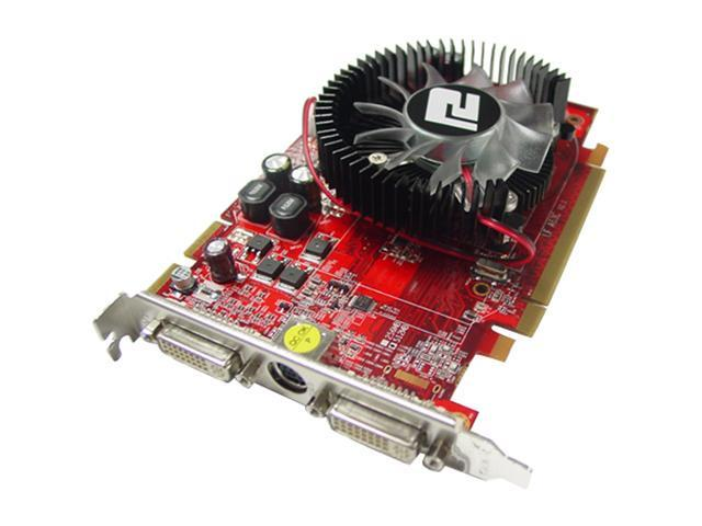 PowerColor Radeon HD 3650 DirectX 10.1 AX3650 512MD3-P Video Card