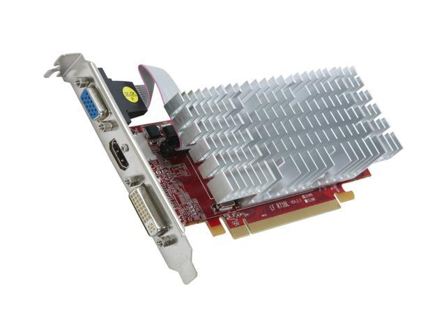 PowerColor Radeon HD 4350 DirectX 10.1 AX4350 512MD2-H 512MB 64-Bit GDDR2 PCI Express 2.0 x16 HDCP Ready CrossFireX Support Video Card