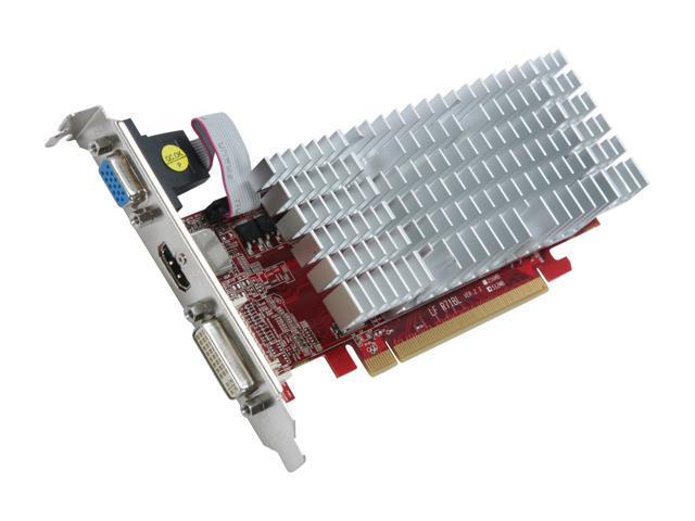 PowerColor Radeon HD 4350 DirectX 10.1 AX4350 256MD2-H Video Card