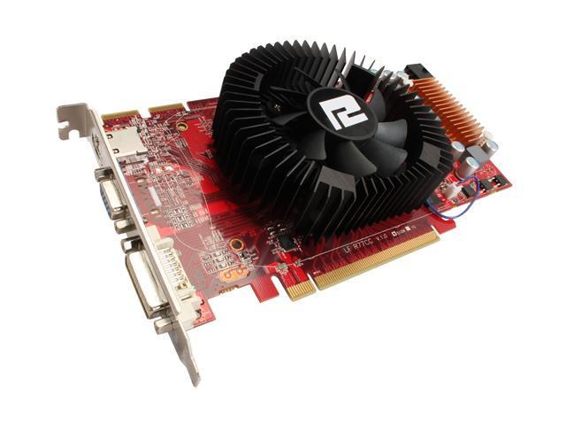 POWERCOLOR AX4850 512MD3-HV2 Radeon HD 4850 512MB 256-bit GDDR3 HDMI PCI Express 2.0 x16 HDCP Ready CrossFire Supported Video Card