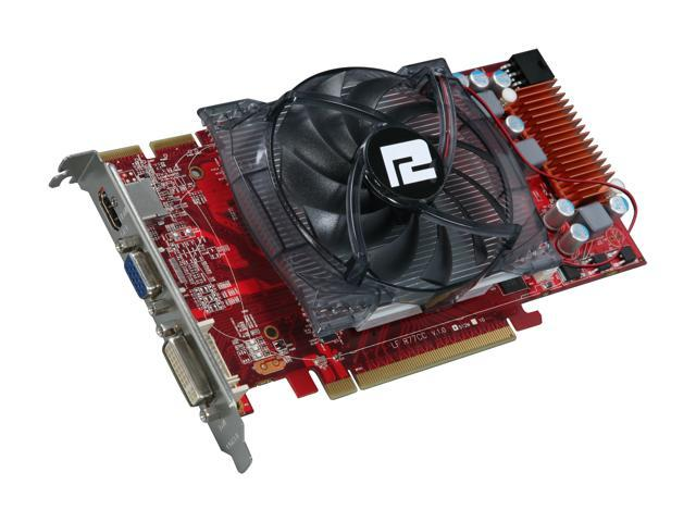 PowerColor Radeon HD 4850 DirectX 10.1 AX4850 512MD3-PH Video Card