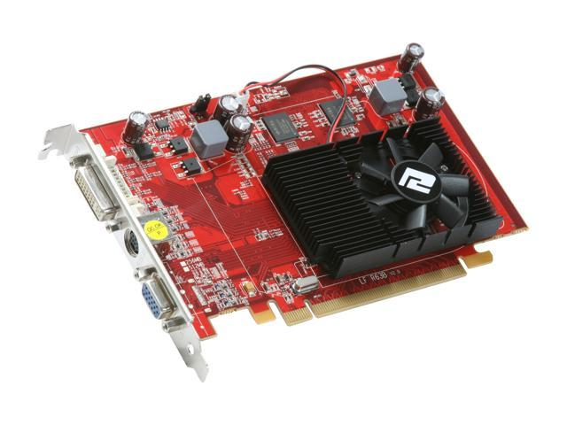 PowerColor Radeon HD 3650 DirectX 10.1 AX3650 1GBD2-V2 Video Card