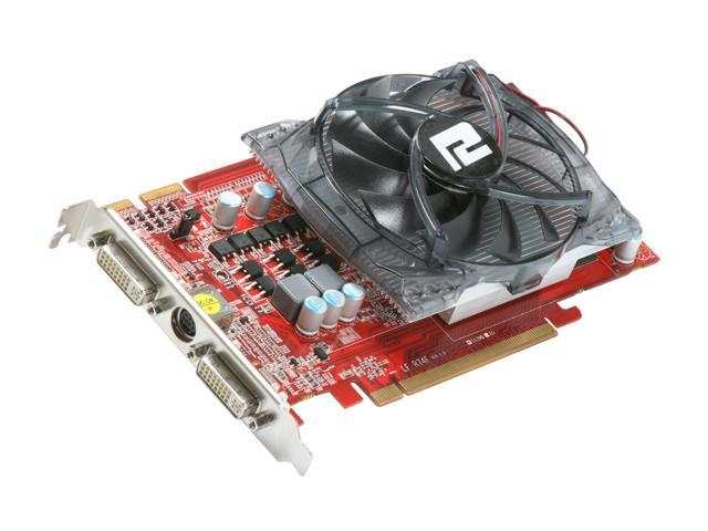PowerColor Radeon HD 4770 DirectX 10.1 PCS AX4770 512MD5-P 512MB 128-Bit GDDR5 PCI Express 2.0 x16 HDCP Ready CrossFireX Support Video Card