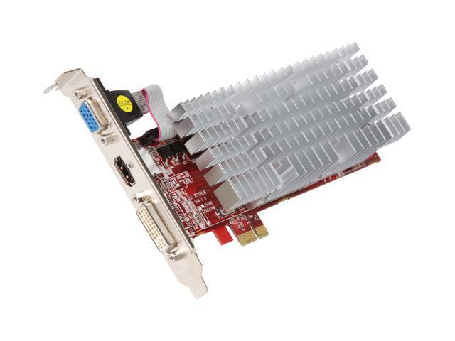 PowerColor Radeon HD 4350 DirectX 10.1 AE4350 512MD2-H Video Card