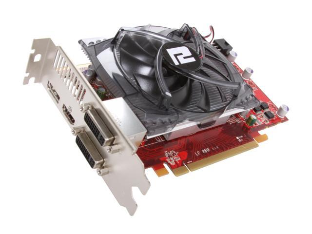 PowerColor Radeon HD 5750 DirectX 11 AX5750 1GBD5-PDH Video Card