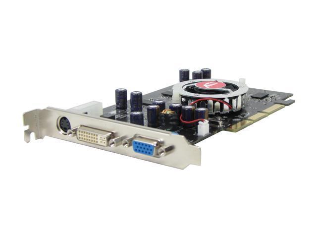 PowerColor Radeon 9600PRO DirectX 9 R96-HD3 256MB 128-Bit DDR AGP 8X Video Card
