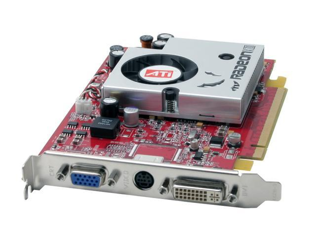 PowerColor Radeon X700 DirectX 9 R41AB-ND3 256MB 128-Bit DDR PCI Express x16 Video Card