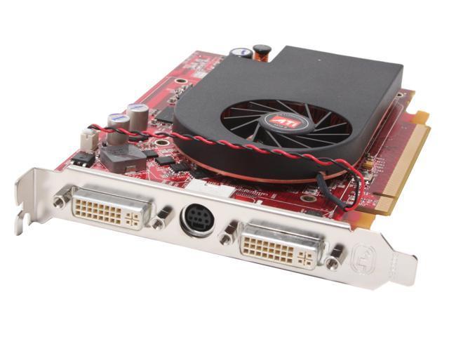 PowerColor Radeon X1600XT DirectX 9 X1600XT256MBDDR3 Video Card