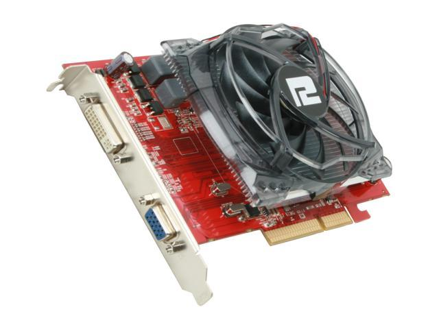 PowerColor PCS Series Radeon HD 4670 DirectX 10.1 AG4670 1GBK3-PV2 Video Card