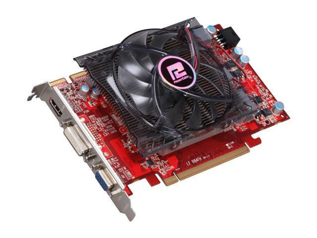 PowerColor Radeon HD 5770 DirectX 11 AX5770 1GBD5 H 1GB