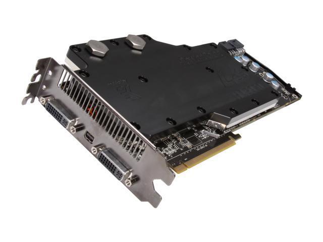 PowerColor Radeon HD 5970 DirectX 11 AX5970 2GBD5-WMD Video Card
