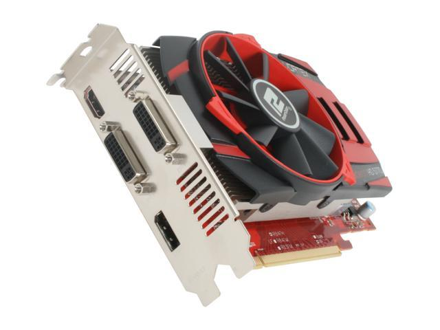 PowerColor PCS+ Radeon HD 5770 DirectX 11 AX5770 1GBD5-PPVG Video Card with Eyefinity