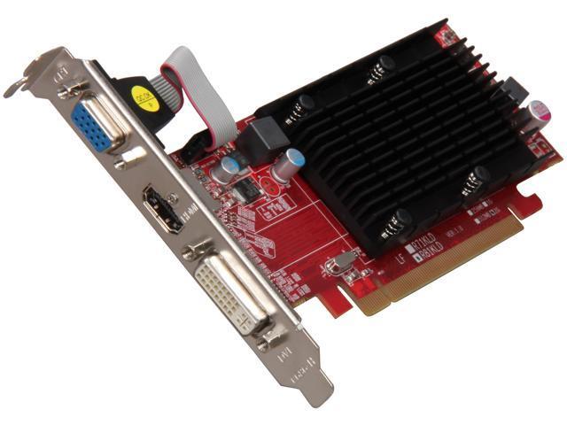PowerColor Go! Green Radeon HD 5450 DirectX 11 AX5450 2GBK3-SH Video Card