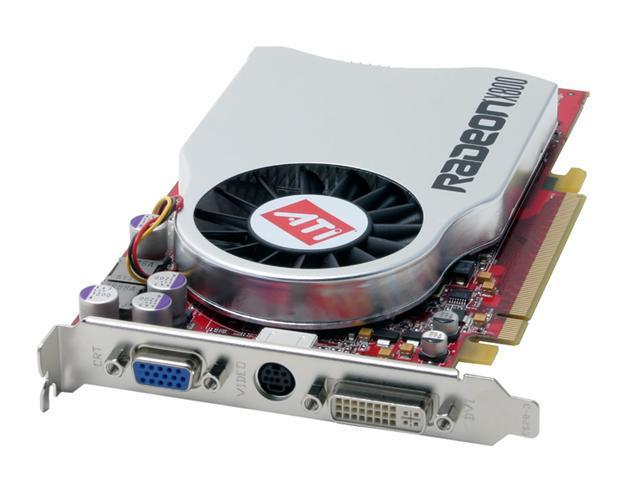 PowerColor Radeon X800 DirectX 9 R43A-ND3 256MB 256-Bit DDR PCI Express x16 Video Card