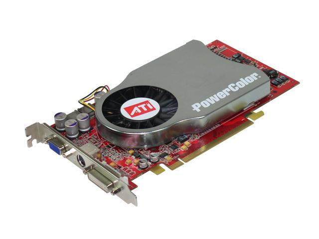 PowerColor Radeon X800GT DirectX 9 R43CA-GD3D Video Card