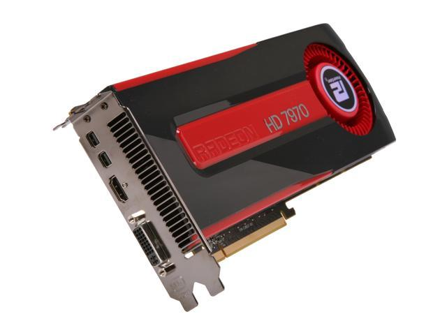 PowerColor HD 7000 Radeon HD 7970 DirectX 11 AX7970 3GBD5-M2DHG 3GB 384-Bit GDDR5 PCI Express 3.0 x16 HDCP Ready CrossFireX Support Plug-in Card Video Card