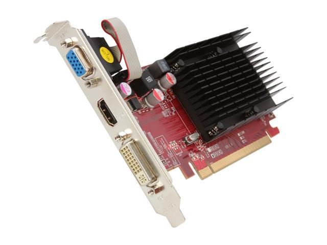 PowerColor Go! Green Radeon HD 6450 DirectX 11 AX6450 2GBK3-SH Video Card