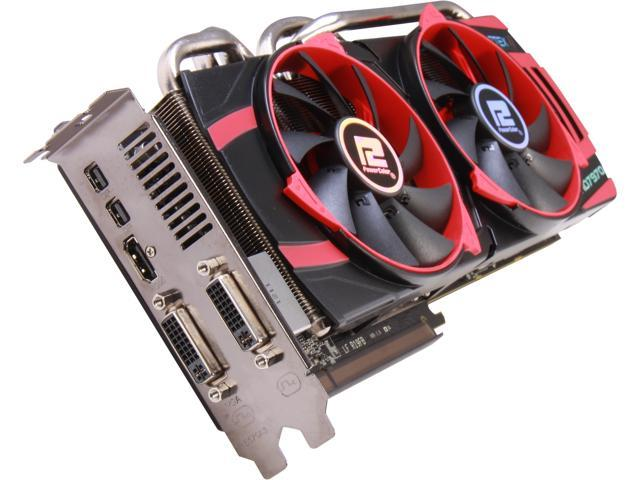 PowerColor VORTEXII Radeon HD 7970 AX7970 3GBD5-2DHPV Video Card