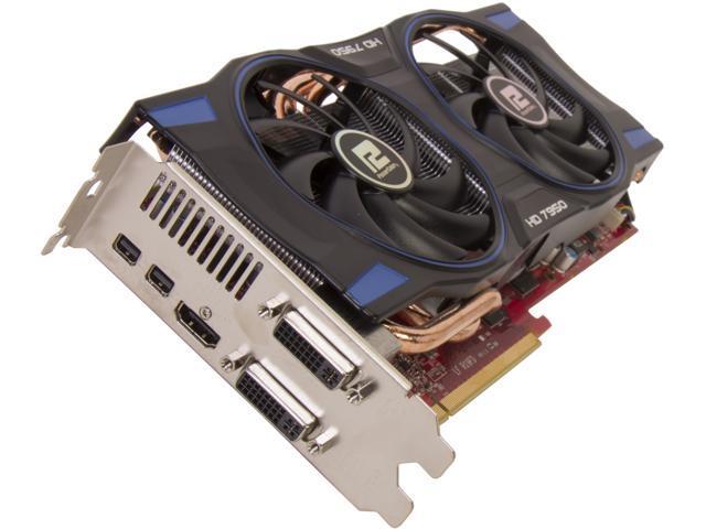 PowerColor Radeon HD 7950 DirectX 11.1 AX7950 3GBD5-2DHV5E Video Card