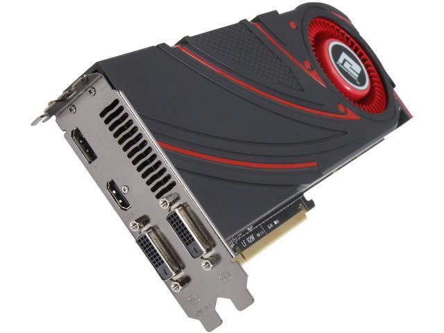PowerColor Radeon R9 290 DirectX 11.2 AXR9 290 4GBD5-MDHG/OC Video Card