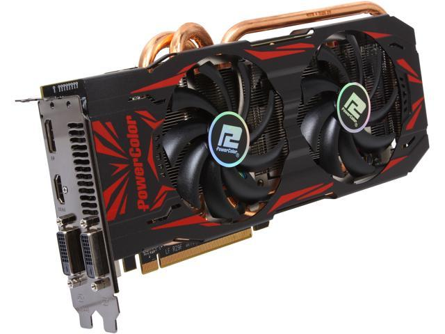 PowerColor TurboDuo Radeon R9 290 DirectX 11.2 AXR9 290 4GBD5-TDHE/OC 4GB 512-Bit GDDR5 PCI Express 3.0 HDCP Ready CrossFireX Support Video Card