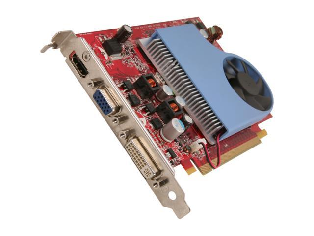 NVIDIA GeForce GT 120 GT120-PCIE1024-2-PB-R 1GB DDR2 PCI Express 2.0 x16 HDCP Ready Video Card