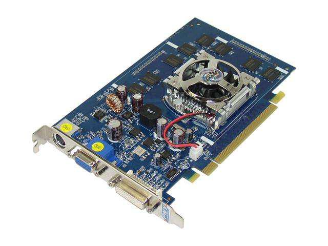 PNY GeForce 7300GT DirectX 9 VCG7300GXPB 256MB 128-Bit GDDR2 PCI Express x16 Video Card