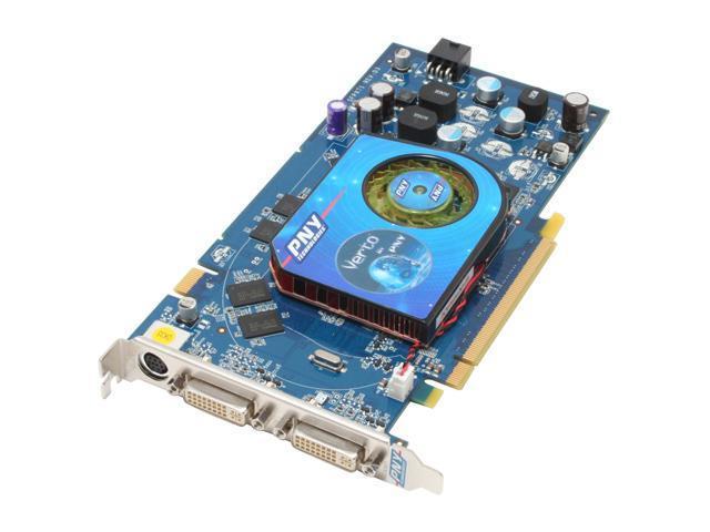 PNY VCG7900SXWB GeForce 7900GS 256MB 256-bit GDDR3 PCI Express x16 SLI Supported Video Card