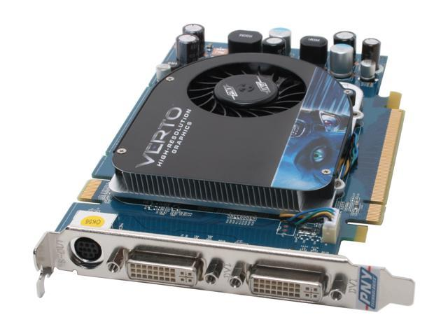 PNY XLR8 GeForce 8600 GT DirectX 10 VCG86512GXPB-OC 512MB 128-Bit GDDR3 PCI Express x16 HDCP Ready SLI Support Video Card