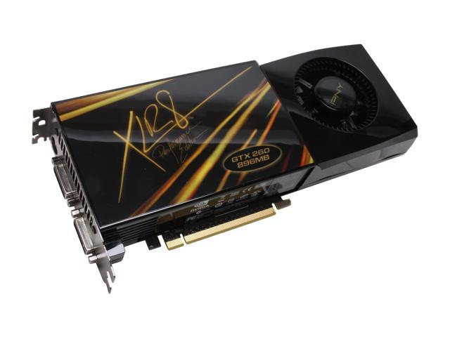 PNY GeForce GTX 260 DirectX 10 VCGGTX260XPB Video Card