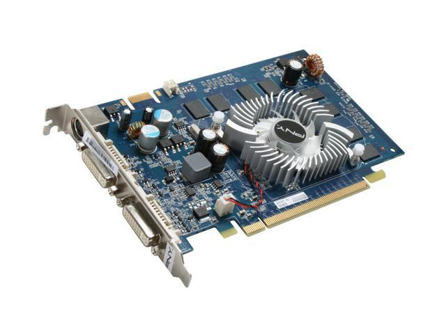 PNY GeForce 9500 GT DirectX 10 VCG95512GXEB Video Card